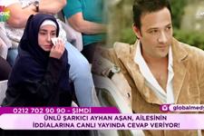 Ayhan Aşan'ın eşi Selma Aşan canlı yayında ilk kez konuştu