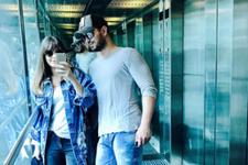 Aslı Enver ve Murat Boz'dan aşk pozu!