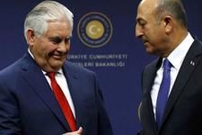 Tillerson'dan Çavuşoğlu'na telefon!