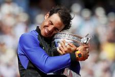 Rafael Nadal Çin'de şampiyon oldu