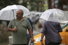 Hava durumu Meteoroloji'den 6 il için uyarı il il tahminler