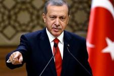 Herkes ne diyeceğini bekliyordu! Erdoğan konuşmadan gitti!