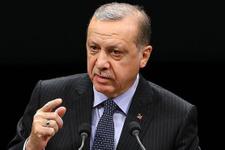 Erdoğan toplantısını iptal edip o ülkeye gitti!
