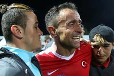 Ampute Milli Takımı'nın gazi kaptanı Osman Çakmak
