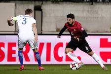 Finlandiya Türkiye maçı fotoğrafları