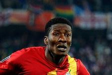 Asamoah'ın son dakika golü Gana'da yankı buldu