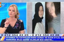 İstanbul'da ortadan kayboldular Müge Anlı Rabia ve Ecem bulundu mu?