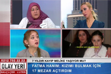 Olay Yeri Fatma Hanım kızı Melike'yi son durum yayın sonrası skandal