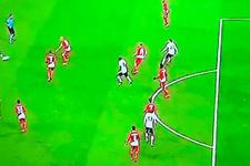 Beşiktaş Monaco maçında tartışma yaratan ofsayt kararı