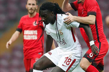 Galatasaray Ümraniyespor maçı sonucu ve özeti