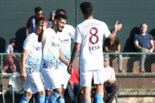 Trabzonspor'dan iyi prova