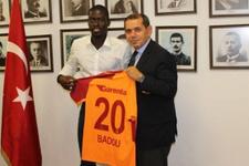 Galatasaray'a Dünya Kupası piyangosu
