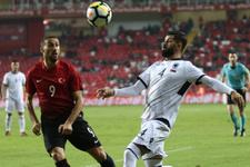 Türkiye Arnavutluk maçı sonucu ve özeti