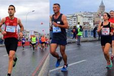 Vodafone 39'uncu İstanbul Maratonu'nda skandal hata