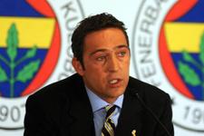 Ali Koç 1907 Fenerbahçe Derneği başkanlığını bıraktı!