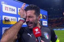 Buffon'dan İtalya Milli Takımı'na duygusal veda