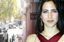 Geçen hafta kaza yapan Zehra Çilingiroğlu bu seferde trafikte köpeği...