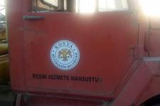 Belediyenin fotomontaj dediği kamyonun görüntüsü ortaya çıktı