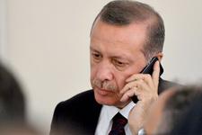 Erdoğan'dan Abdullah Gül'e taziye telefonu