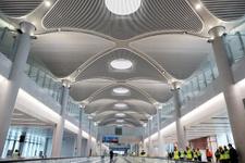 Yüzde 73'ü tamamlandı! İşte yeni havalimanından son görüntüler