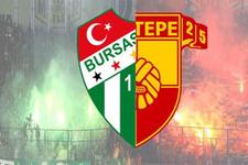 Göztepe ile Bursaspor arasında dostluk rüzgarları