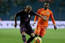 Başakşehir-Galatasaray maçı golleri ve geniş özeti