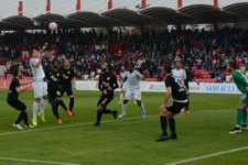 Eskişehirspor bu sezon ilk galibiyetini aldı