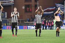 Juventus deplasmandan puansız döndü