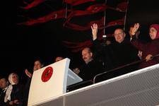 Cumhurbaşkanı Erdoğan, Maçka'da vatandaşlara seslendi!