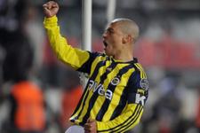Alex de Souza'dan Beşiktaş iddialarına yanıt