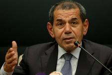 Başkan Dursun Özbek'in torun sevinci