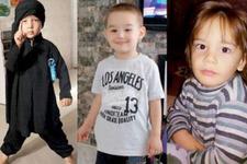 IŞİD'in en küçük esirleri! Destan, Yağız ve Yiğitalp...