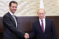 Flaş gelişme! Esed ile Putin'den sürpriz zirve...