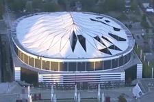 ABD'de dev stadyum dinamitle yıkıldı