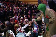 Çalışan kadınlardan Emine Erdoğan'a mektup yağmuru