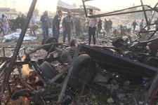 Irak'ta Türkmenler'e bombalı saldırı
