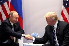 Putin ile Trump'tan kritik görüşme