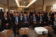Bakan Özhaseki'den Kepez-Santral'e övgü dolu sözler