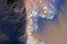 Mars'ta su bulundu iddiaları buhar oldu