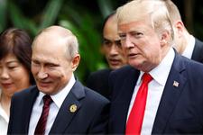 Trump ve Putin'den kritik telefon konuşması!