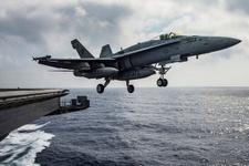 Pasifik'te ABD donanma uçağı düştü!