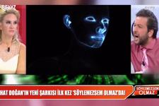 Nihat Doğan'ın yeni şarkısı: Yapay Zeka