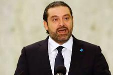 Hariri'nin istifasında flaş gelişme! İşler karıştı...