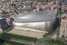 Real Madrid'in yeni Barnabeu projesi suya düştü