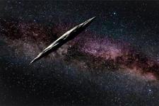 Güneş Sistemi'ne ilk defa yıldızlararası bir cisim girdi
