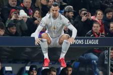 Manchester United yenildi Ibrahimovic tarihe geçti