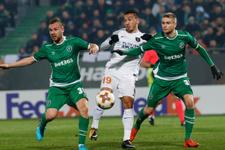 Ludogorets Başakşehir maçı golleri ve geniş özeti