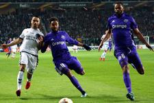 Konyaspor  Marsilya maçı fotoğrafları