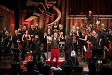 Dünyaca Ünlü Şef Hakan Şensoy Yönetiminde, Muhteşem Müzik Ziyafeti
