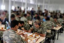 Askerin yemek duası değişti! İşte yeni dua